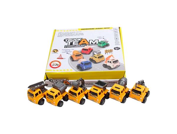 Купить Набор машинок Строительная техника B1756867, Shantou Gepai