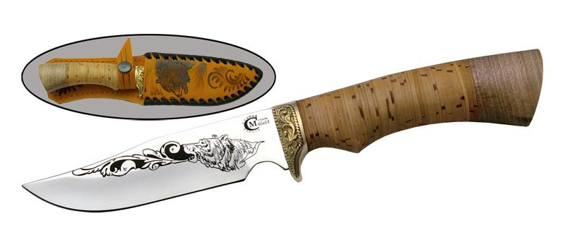 Туристический нож СН 04 от Ворсма