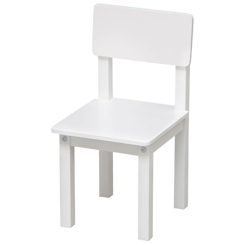 Купить Стул детский Polini kids Simple 105 S, белый, Детские стульчики
