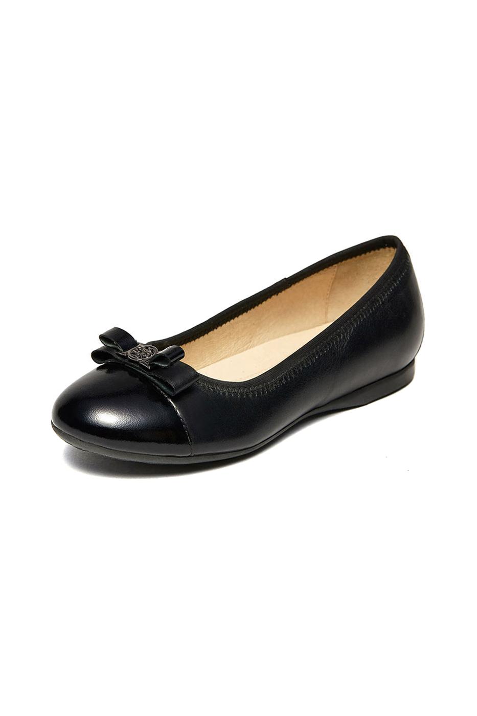Купить 659101ЧЛ, Балетки детские Ralf Ringer, цв. черный, р-р 36, Детские туфли