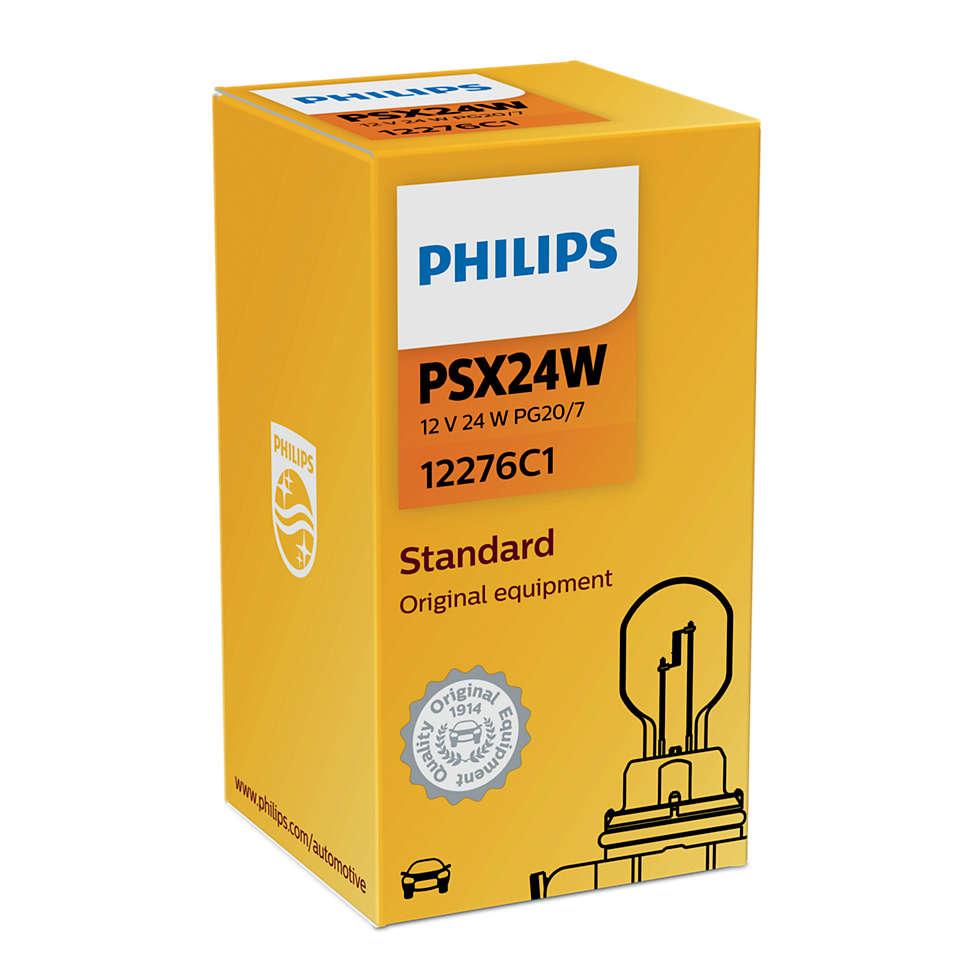 А/Лампа Philips Psx24w 12276 12v Philips арт. 12276 фото