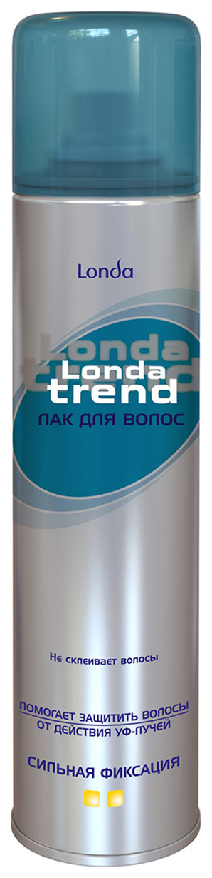 Лак для волос Londa Trend Сильная фиксация 250 мл