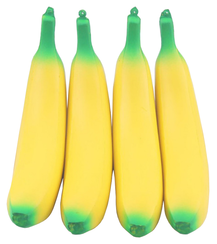 Мягкая игрушка-антистресс Kawaii банан 18 см sq-36