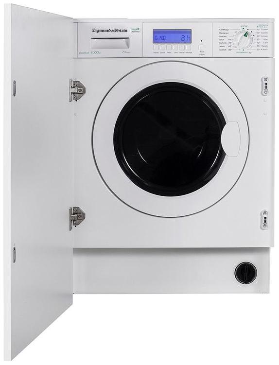 Встраиваемая стиральная машина Zigmund #and# Shtain BWM 01,0814 W