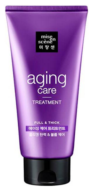 Маска для волос Mise en scène Aging