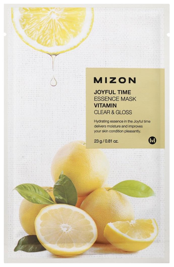Купить Маска для лица Mizon Joyful Time Essence Vitamin 23 г