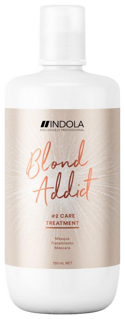 Купить Маска для волос Indola Professional Blond Addict Treatment 750 мл