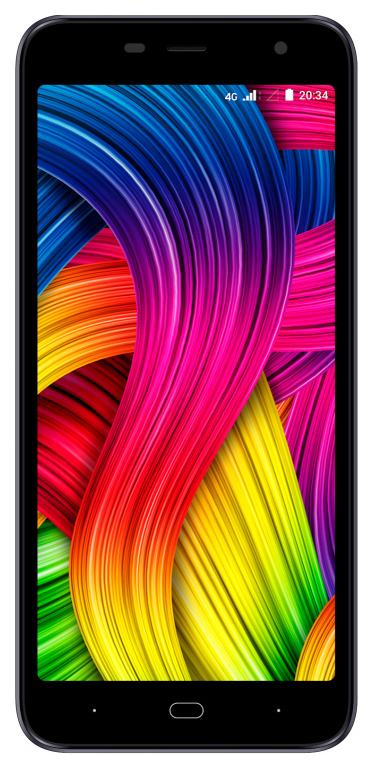 Смартфон Digma Linx Base 8Gb Grey фото