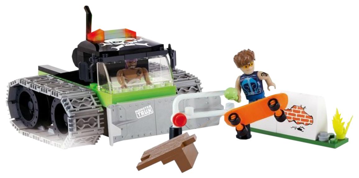 Купить Конструктор пластиковый COBI Автомобиль Crawler Destroyer, Конструкторы пластмассовые