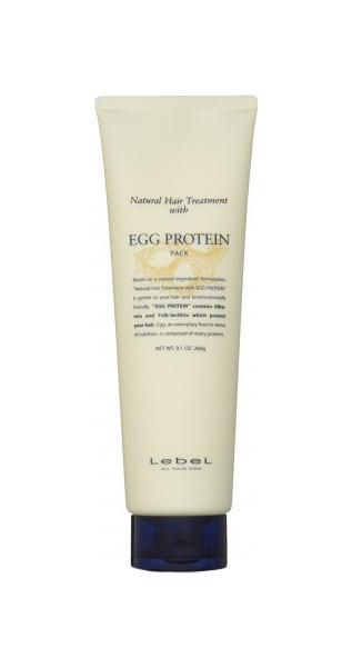 Маска для волос Lebel Egg Protein Hair Mask 260 мл фото