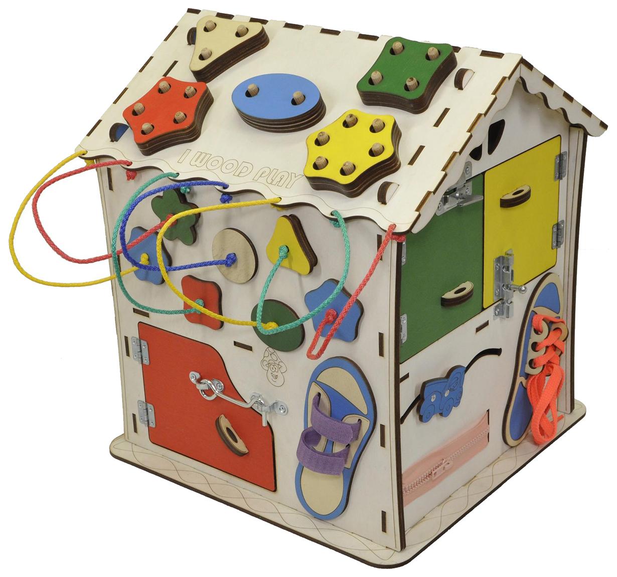 Бизидом игрушка для развития