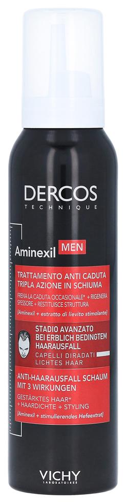 Средство против выпадения волос Vichy Dercos Aminexil Anti-Haarverlust Schaum 150 мл