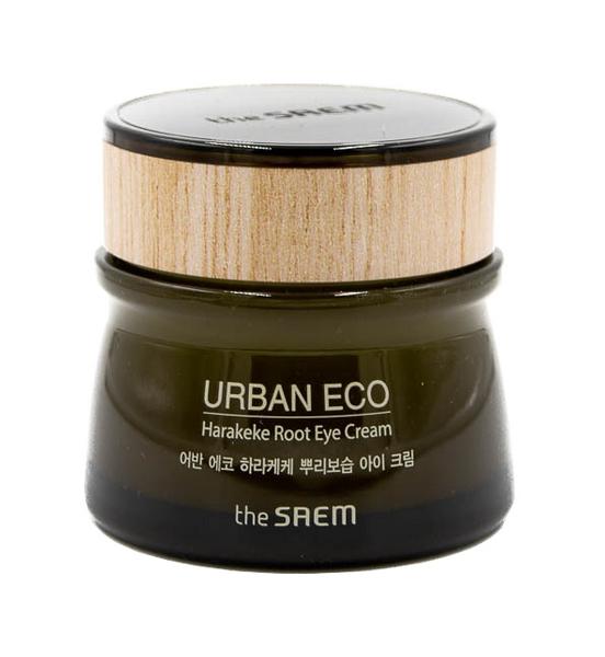 Крем для глаз The Saem Urban Eco Harakeke Root Eye Cream 30 мл