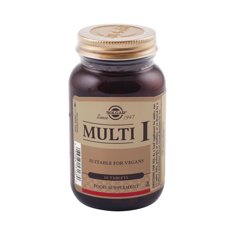 Solgar Мульти-I таблетки 60 шт.