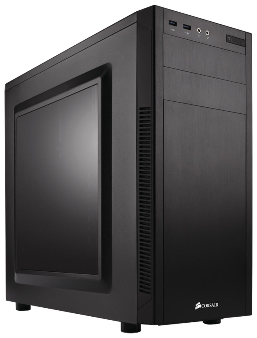 Компьютерный корпус Corsair Carbide 100R без