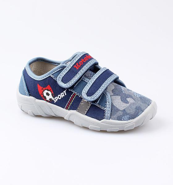 Купить Сандалии Котофей для мальчика р.27 431129-11 синий, Детские сандалии