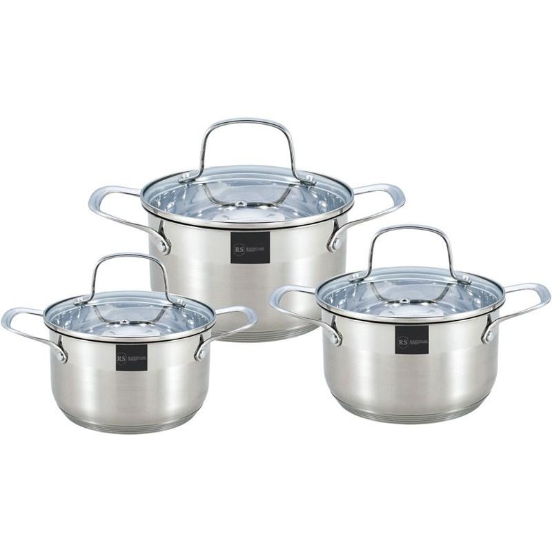 Набор посуды RAINSTAHL RS-1646-06 CW 6пр.
