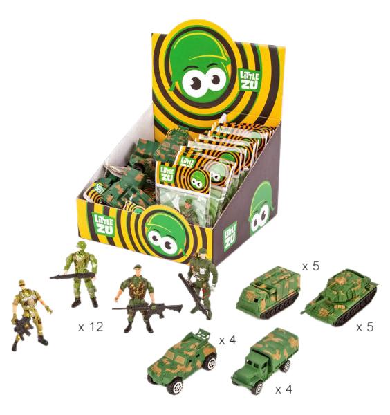 Купить Интерактивная игрушка Little Zu Военная техника 90032ABС, Интерактивные мягкие игрушки