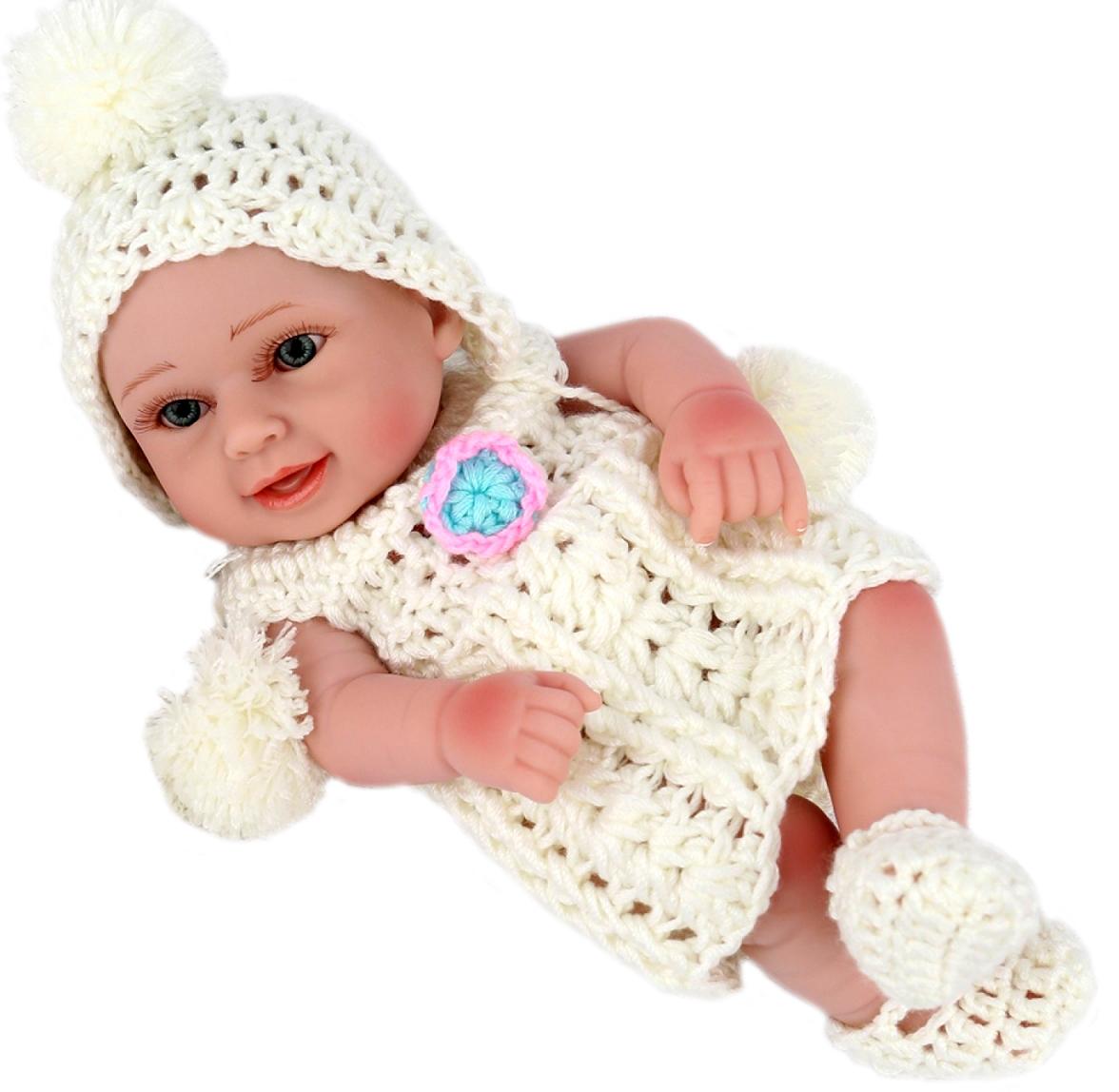 Кукла Reborn Kids мини-реборн Адель
