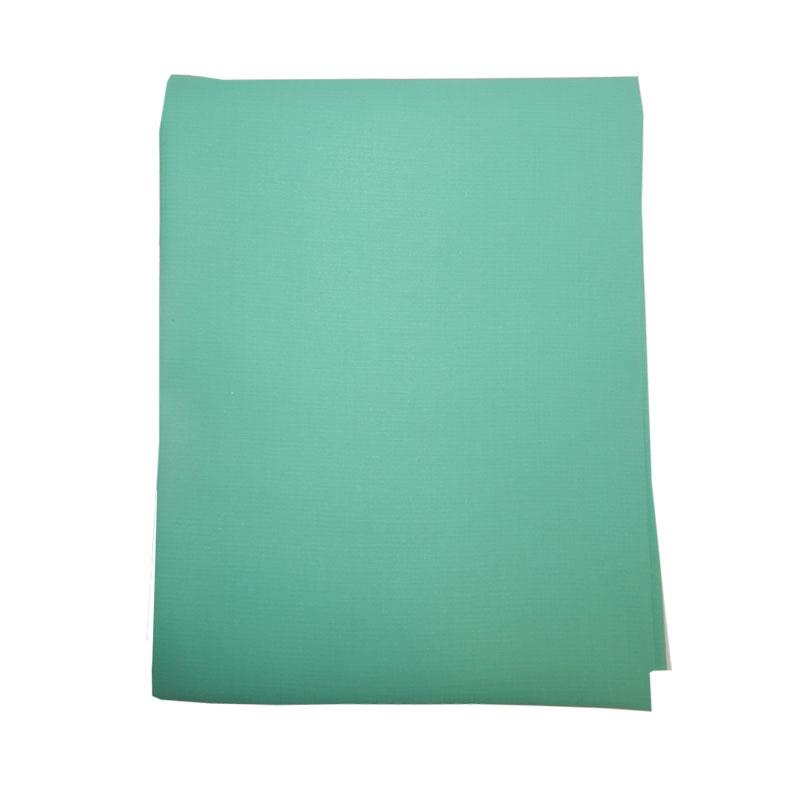 Наматрасник детский Папитто непромокаемый ПВХ 70х60 Зеленый 0050