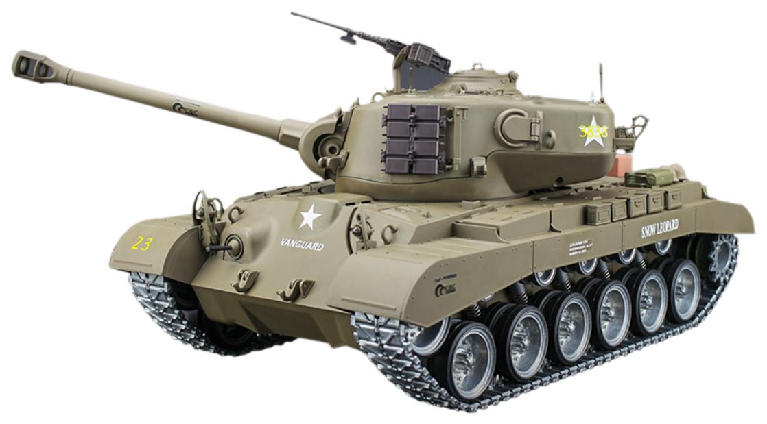 Радиоуправляемый танк Heng Long Snow Leopard