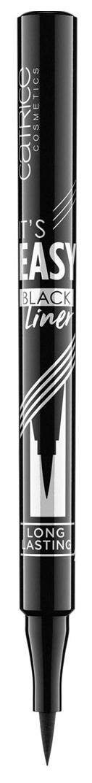 Купить Подводка для глаз CATRICE It's Easy Black Liner 010 Blackest Black 1, 1 мл