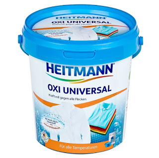 Универсальный пятновыводитель Heitmann oxi universal 750 г