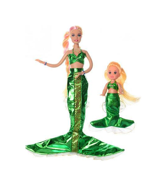 Набор кукол Defa Lucy Русалки 8302