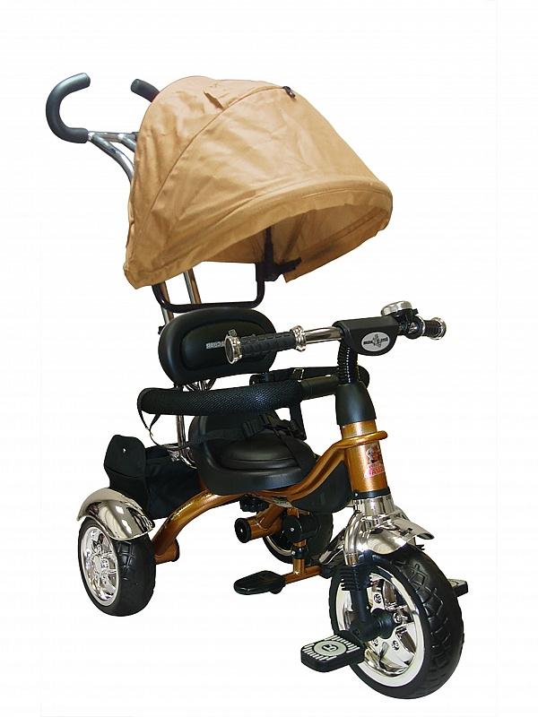 Велосипед детский Lexus Trike MS-0581 бронзовый