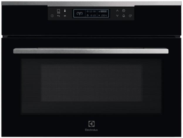Встраиваемый электрический духовой шкаф Electrolux VKK8E00X Silver фото