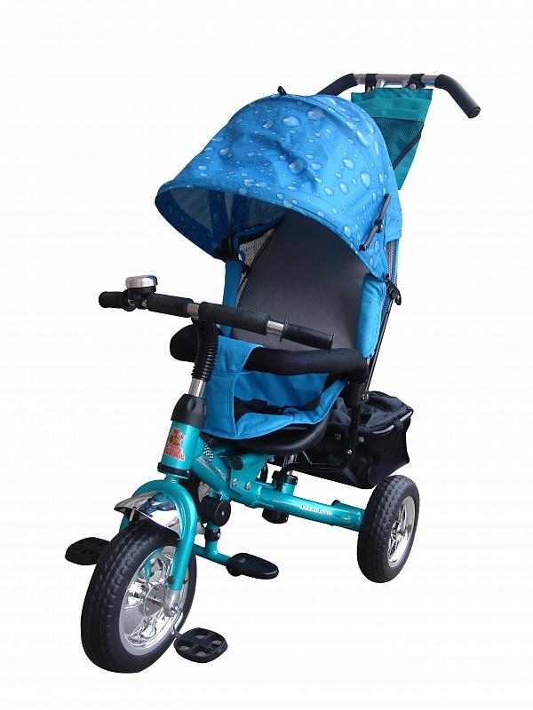 Велосипед детский Lexus Trike MS-0521 Next Pro аква