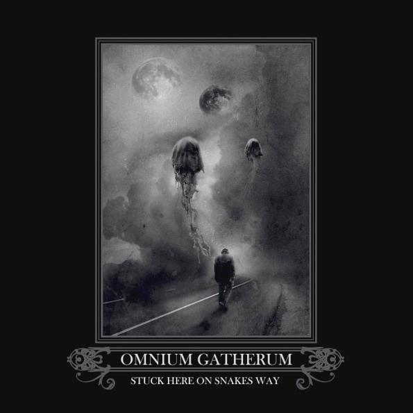Аудио диск Omnium Gatherum  Stuck Here On Snakes Way (CD)