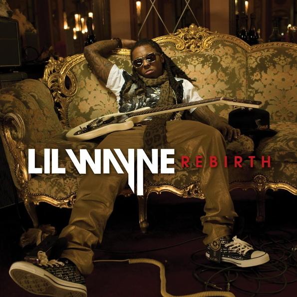 Аудио диск Lil Wayne Rebirth (CD)