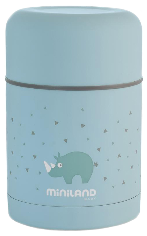 Термос Miniland Silky 0,6 л голубой