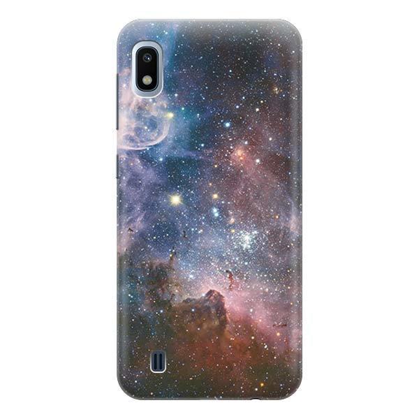 Чехол Gosso Cases для Samsung Galaxy A10 «Космос»