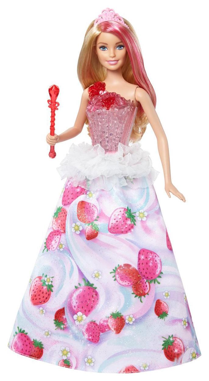 Купить Кукла Barbie Конфетная принцесса, Классические куклы