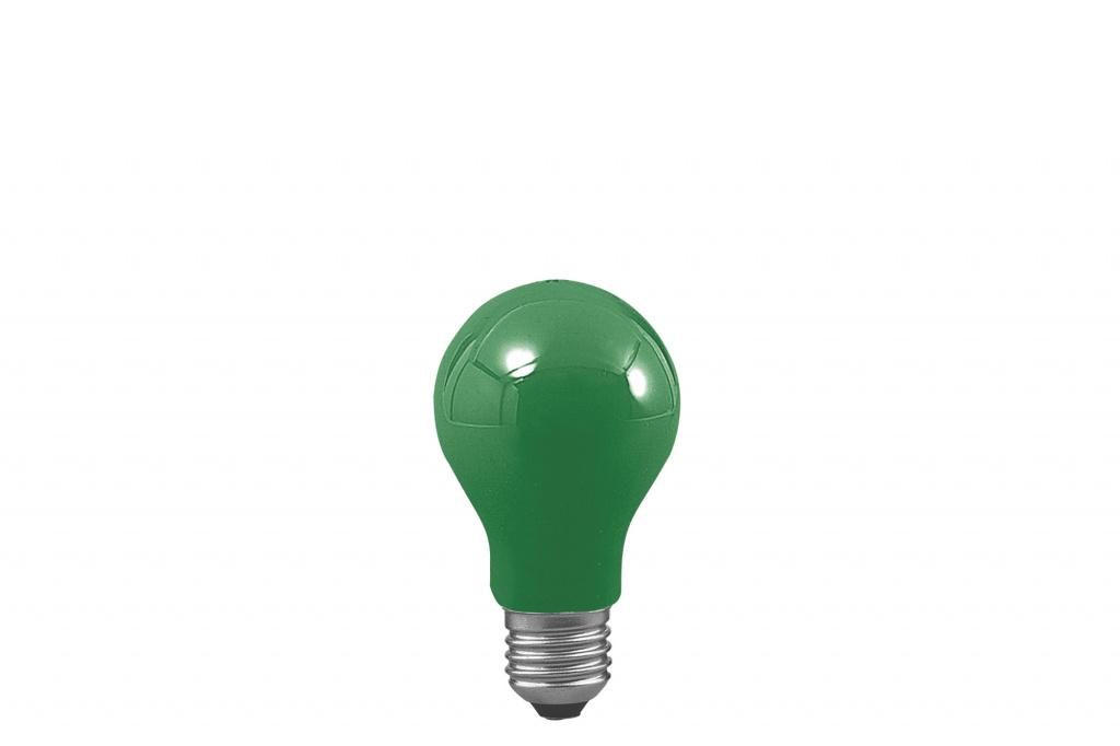Лампа AGL, E27, зеленая 25W 40023