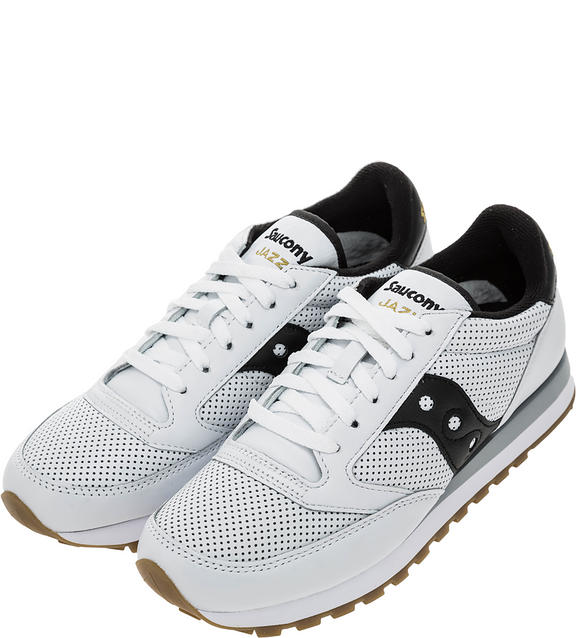 Кроссовки мужские Saucony S70461-2 белые/черные 7 US