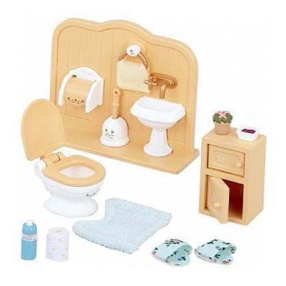 Купить Игровой набор sylvanian families «туалетная комната», Игровые наборы