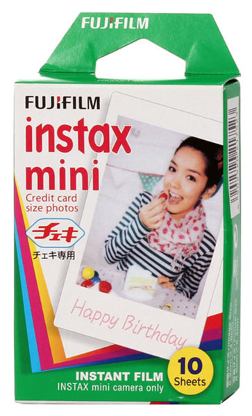 Картридж для фотоаппарата Fujifilm Colorfilm Instax Mini