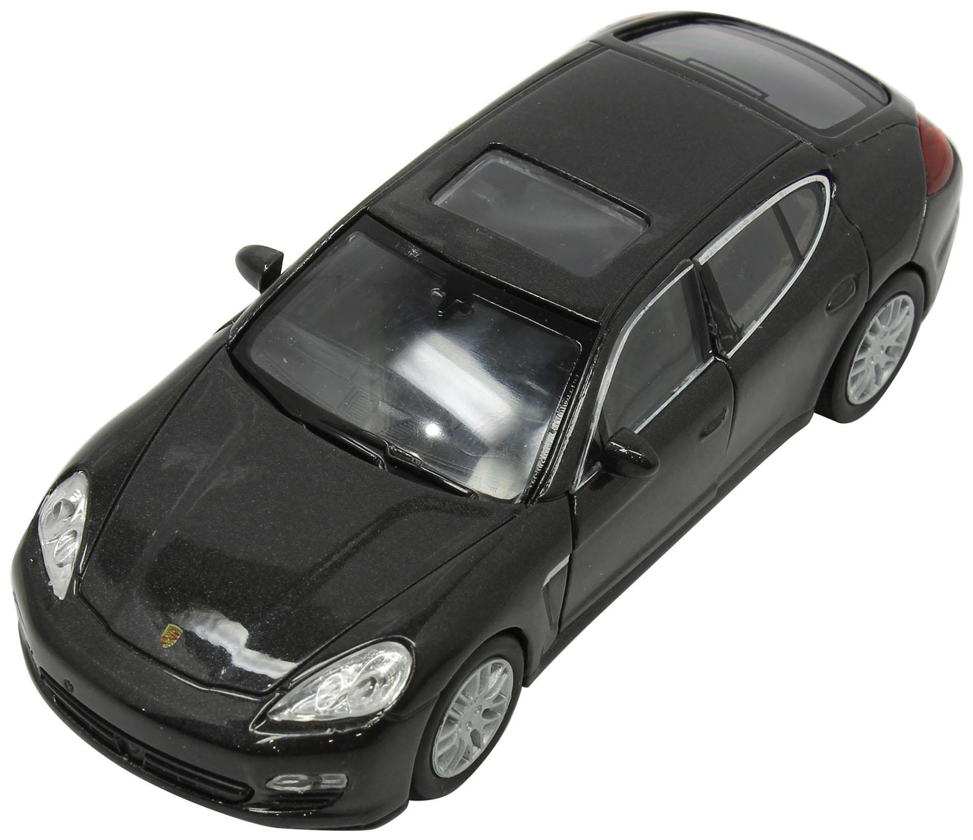 Купить Коллекционная модель Welly Porsche Panamera S 43619 1:34, Коллекционные модели