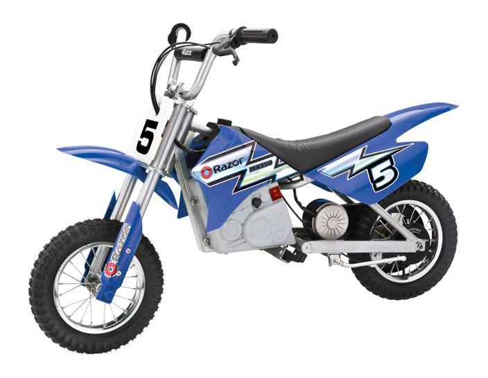 Электромотоцикл razor mx350