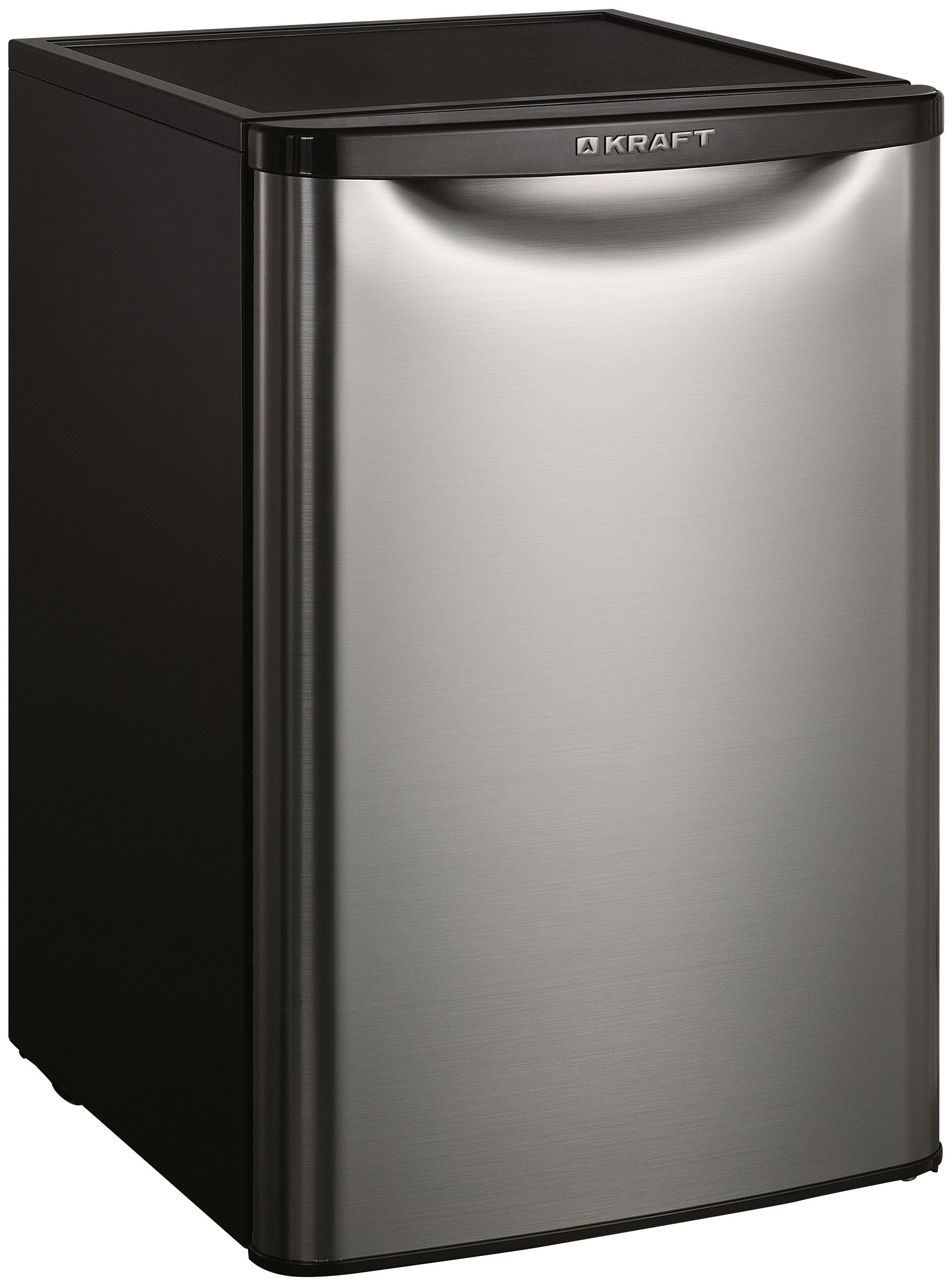 Холодильник KRAFT BR 75I Silver