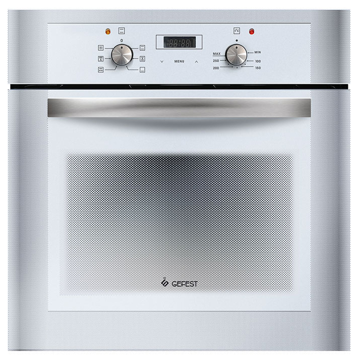 Встраиваемый электрический духовой шкаф GEFEST ДА 622-02 С Silver