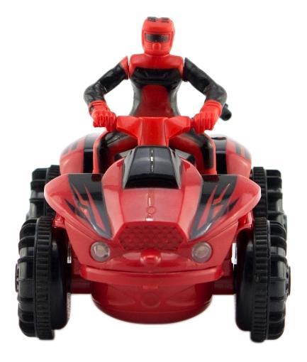 Квадроцикл Pilotage Радиоуправляемый красный