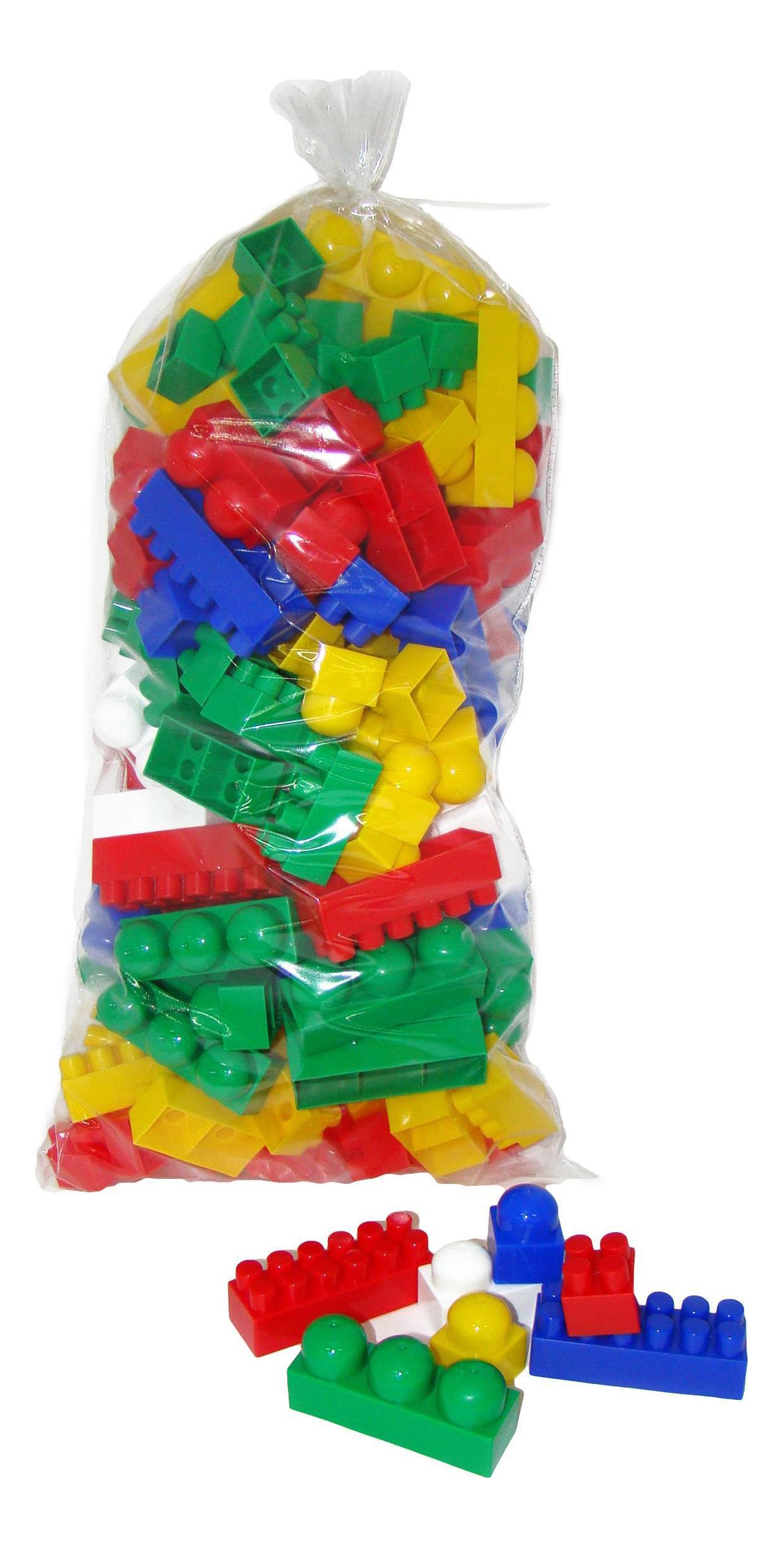 Купить Супер-Микс, Конструктор пластиковый Полесье Супер-микс, 144 элемента, Конструкторы пластмассовые