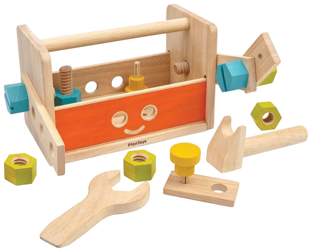 Ящик для инструментов PlanToys Робот