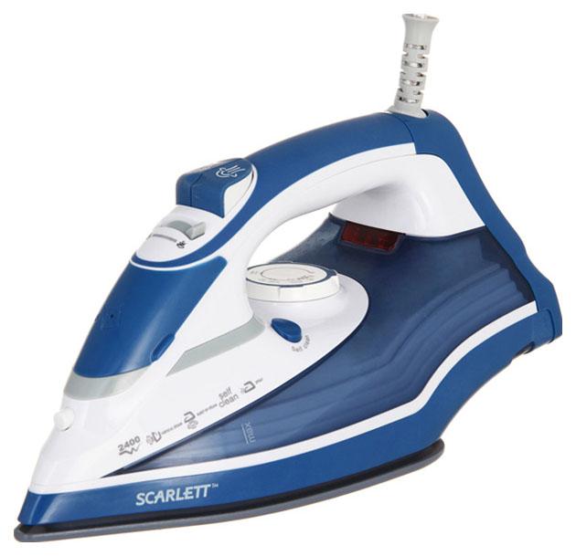 Утюг Scarlett SC SI30K17 White/Blue