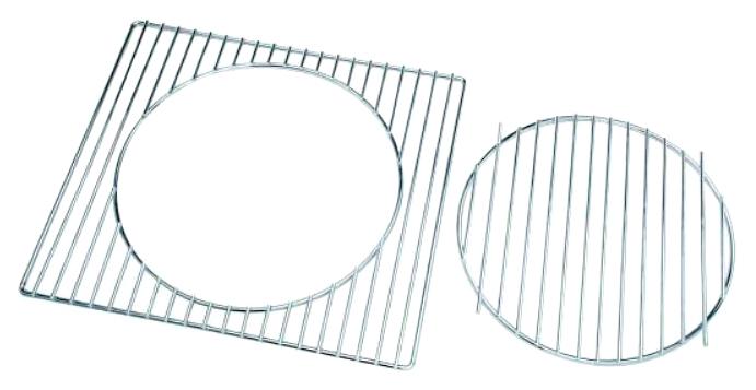 Решетка гриль и подставка для казана Forester