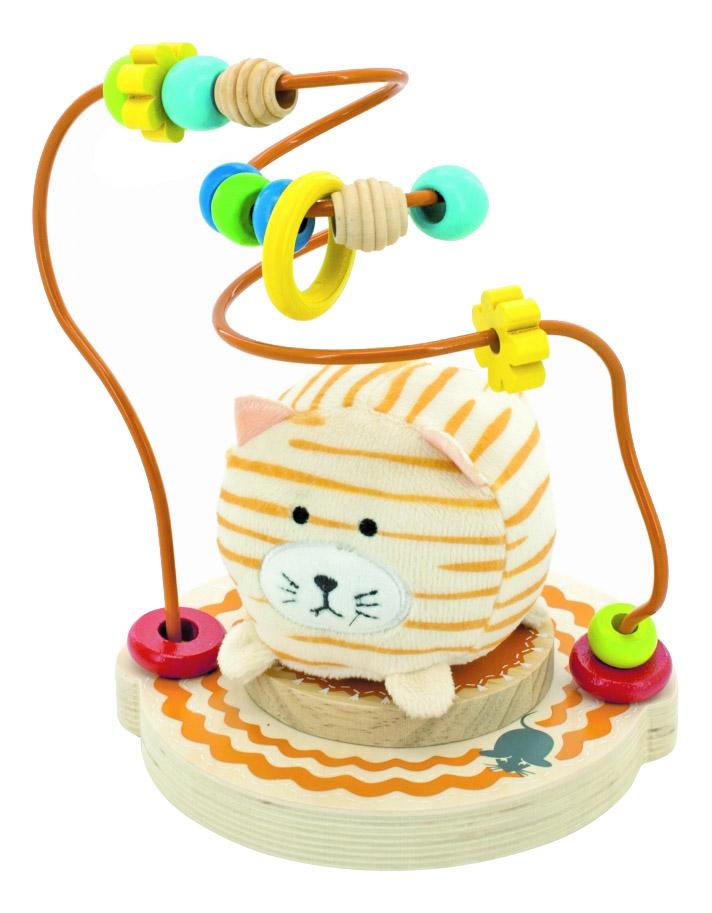 Развивающая игрушка МДИ Лабиринт Мурлыка
